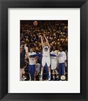 Framed Klay Thompson Game 1 of the 2015 NBA Finals