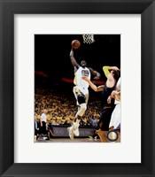 Framed Draymond Green Game 1 of the 2015 NBA Finals