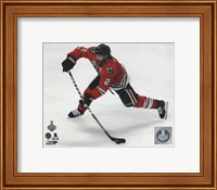 Framed Duncan Keith Game 3 of the 2015 Stanley Cup Finals
