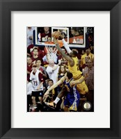 Framed LeBron James Game 3 of the 2015 NBA Finals