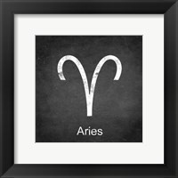 Framed Aries - Black