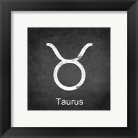 Framed Taurus - Black