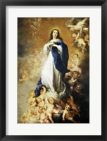 Framed Immaculate Conception of Soult