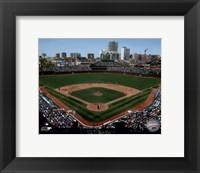 Framed Wrigley Field 2013