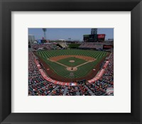Framed Angel Stadium of Anaheim 2015