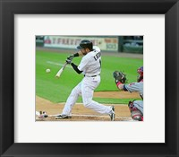 Framed Adam Eaton 2015 Action