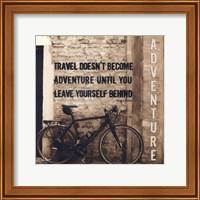 Framed Adventure