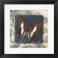 Swirl Butterfly I Framed Print