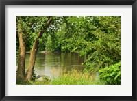Framed Lakeside