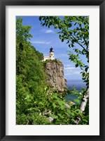 Framed Split Rock Lighthouse