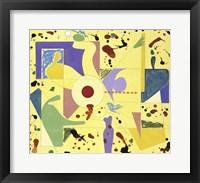 Framed Jazz Extract