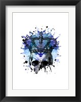 Framed Why Be Blue
