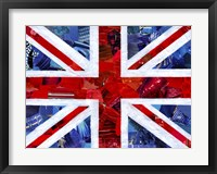 Framed Union Jack