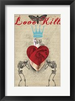 Framed Love Kills