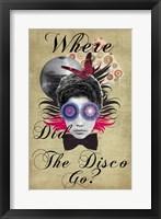 Framed Where Did The Disco Go