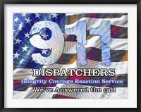 Dispatchers Framed Print