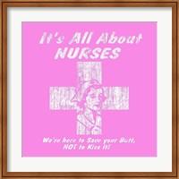 Framed Nurses