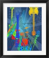 Framed Guitars