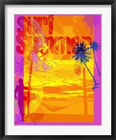 Framed Surf