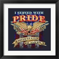 Framed Pride
