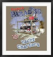 Framed Redneck Yacht Charters