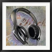 Framed Headphones