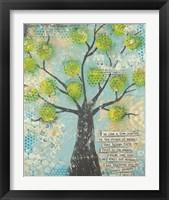 Framed Be Like a Tree