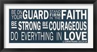 Framed Guard