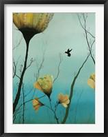 Framed Hummingbird 2012