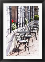 Framed Table for Two, Grand Canal, Venice