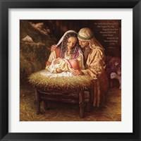 Framed Light of Love