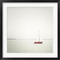 Framed Sailing on Dreams