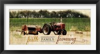 Framed Faith Family Farming