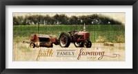 Framed Faith Family Farming