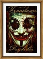 Framed Freedom Fighter