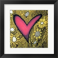Heart 11 Framed Print