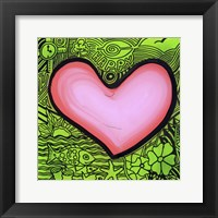 Heart 2 Framed Print