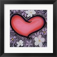 Framed Heart 4