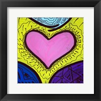 Framed Heart 5