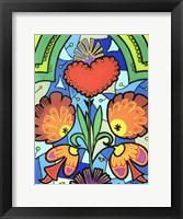 Art Throb 2 Framed Print