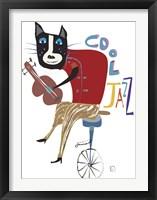 Framed Cool Jazz