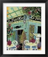 Framed Le Petit Zinc