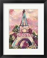 Framed Lumiere De La Ville