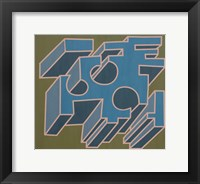 Framed Abstract 7