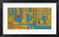 Framed Abstract 10