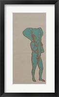Framed Elephant Man
