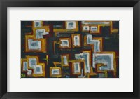 Framed Abstract 14