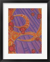 Abstract 25 Framed Print