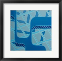 Lines Project 54 Framed Print