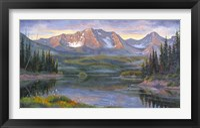 Framed Great Northern